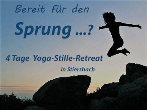 Yoga-Stille-Retreat